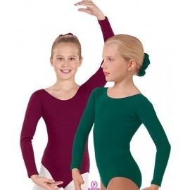 Costum balet cu maneca lunga