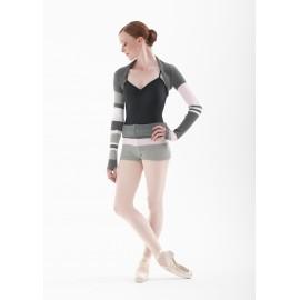 Pantalon scurt, tricotat