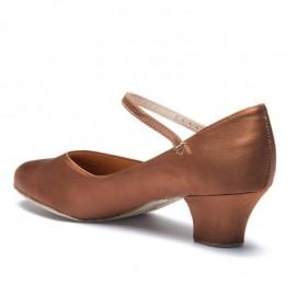 Pantofi Caracter Satin
