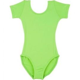 Body maneci scurte -Verde Lyme