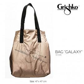 Galaxy bag -Moon Stone, Vintage Gold